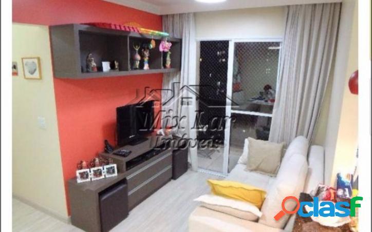 Ref 166346 apartamento no bairro jd. umuarama- osasco sp