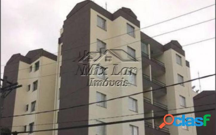REF 166466 Apartamento no Bairro do Jardim Veloso - Osasco SP