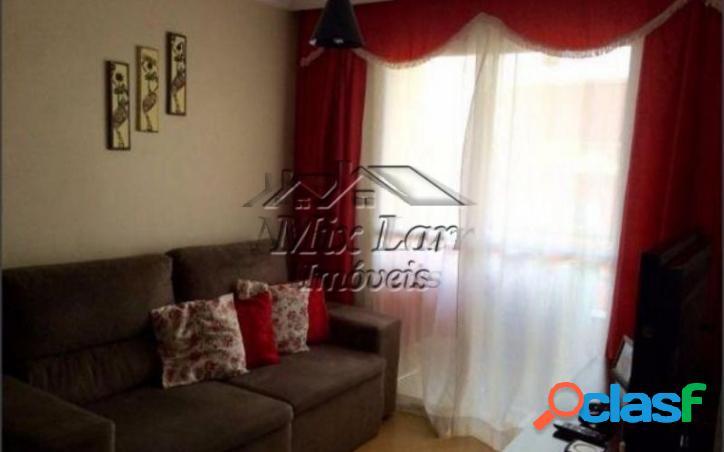 REF 166582 Apartamento no Bairro do Jardim Veloso - Osasco SP 1