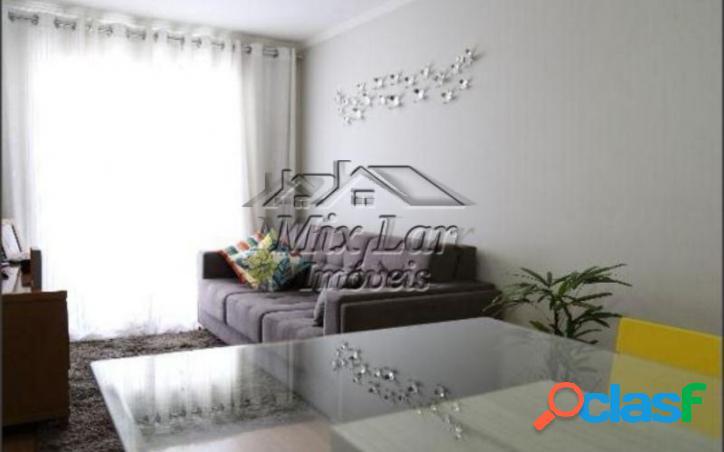 REF 166603 Apartamento no Bairro do Jardim Veloso - Osasco SP