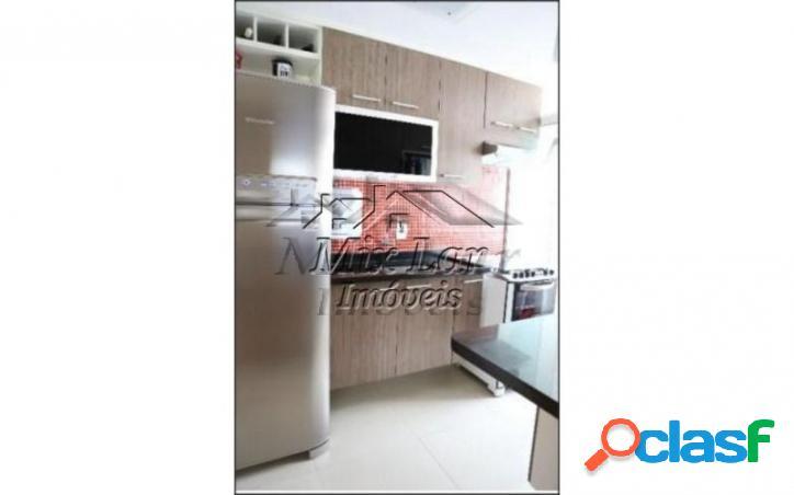 REF 166603 Apartamento no Bairro do Jardim Veloso - Osasco SP 1