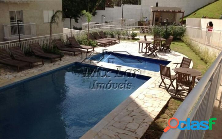 REF 166695 Apartamento no Bairro Novo Osasco - SP 3