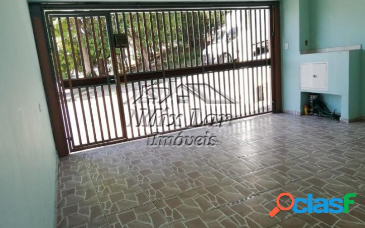 Ref: 166808 - casa térrea no bairro do santo antonio osasco - sp
