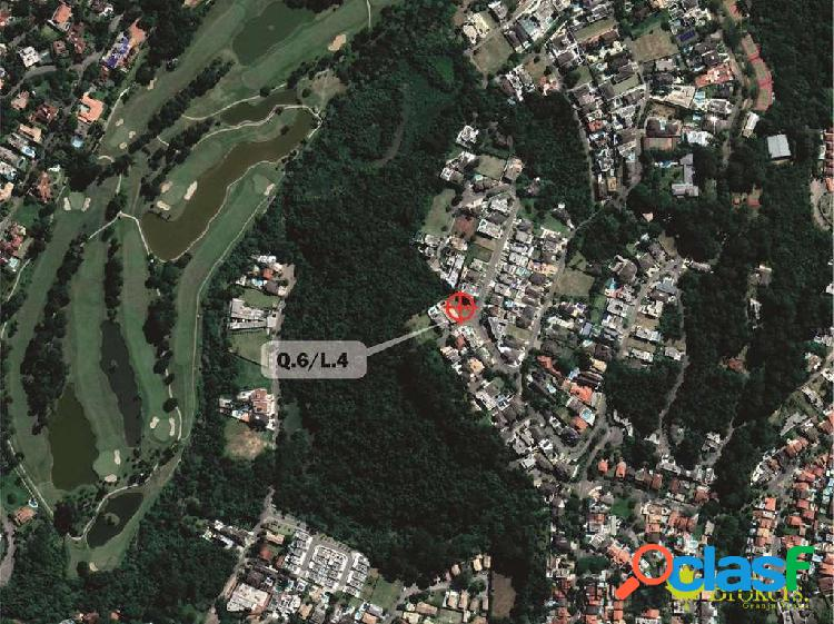 Cond. são paulo ii - lote nobre!, localização e vista especiais!