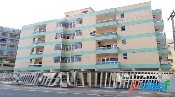 Apartamento locação fixa de 2 quartos na passagem frente pro mar cabo frio