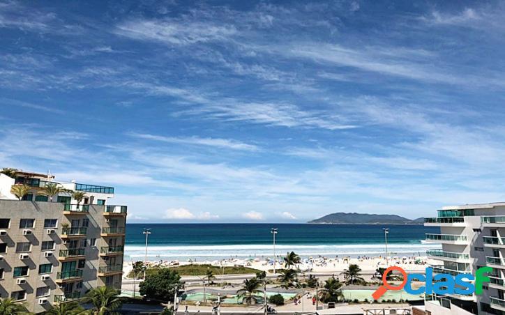 Apartamento para venda 2 qtos na praia do forte em cabo frio