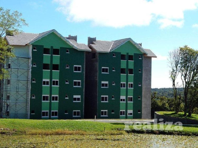 Apartamento em canela com dois quartos