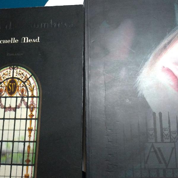 Academia de vampiros(livro 1 e 2) coleção