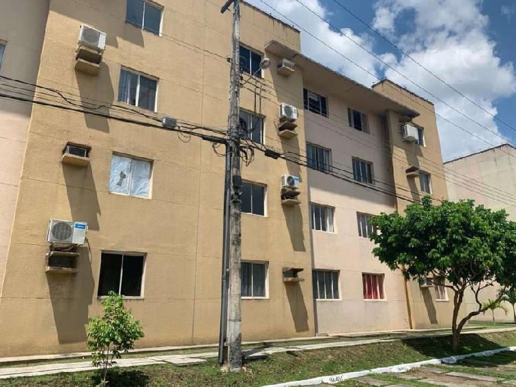 Apartamento com 02 quartos no cond. paradiso alpinia