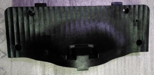 Base de plástico suporte tv samsung ue55ku6172uxxh