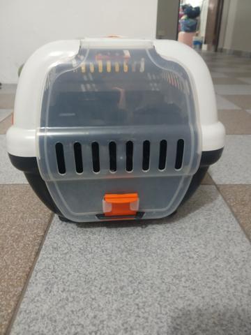 Casinha de transporte animais