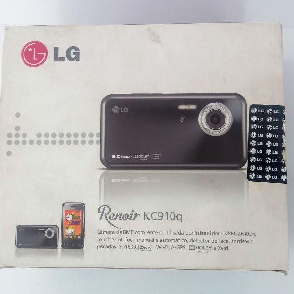 Celular lg renoir kc910q