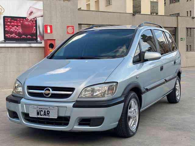 Chevrolet zafira comfort 2.0 mpfi flexpower 8v 5p