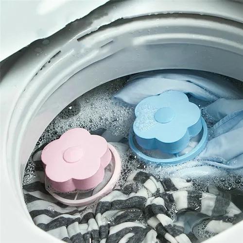 Kit 3 pcs magic filter filtro maquina lavar roupa tira pelo