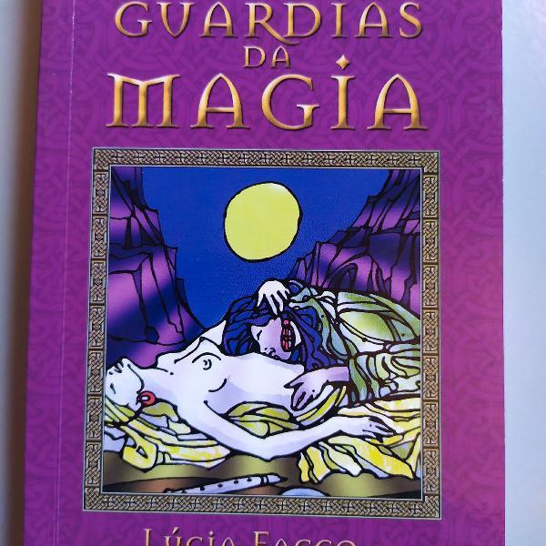 """Livro """"as guardiãs da magia"""""""