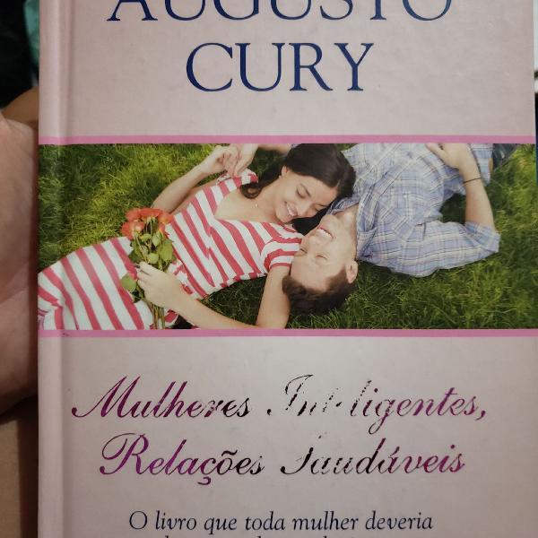 Livro mulheres inteligentes, relações saudáveis.