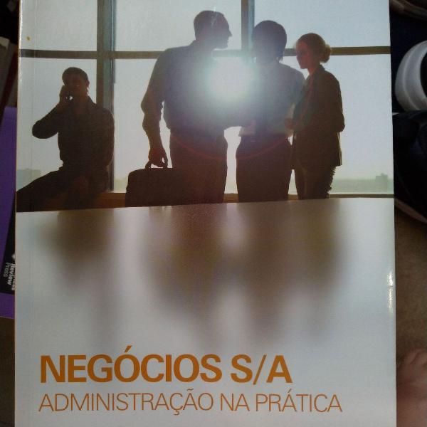 Livro negócios sa administração na prática