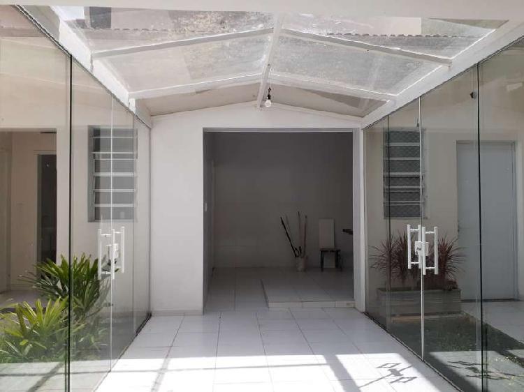 Planalto paulista - casa térrea totalmente reformada/rua