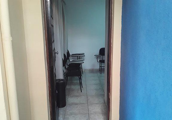 Sala comercial com cozinha 25 m2
