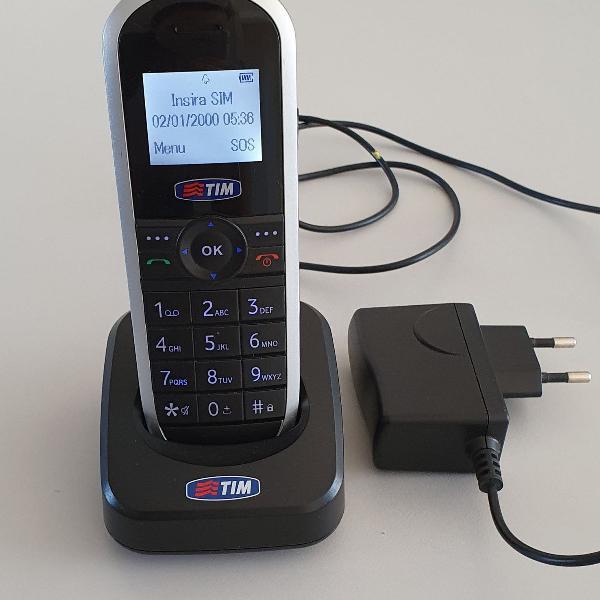 Aparelho telefônico tim fixo