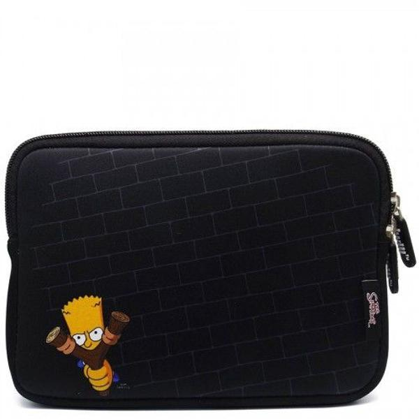Case iwill macbook air pro 13.3 pol. the simpsons bart