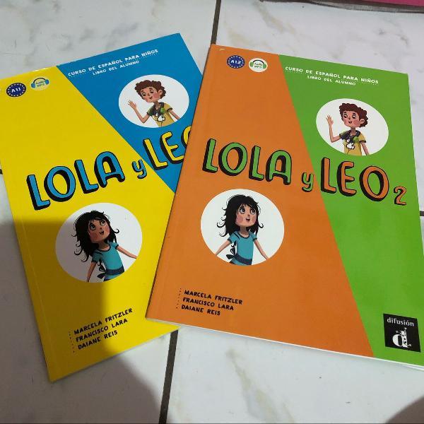 Curso de espanhol para crianças