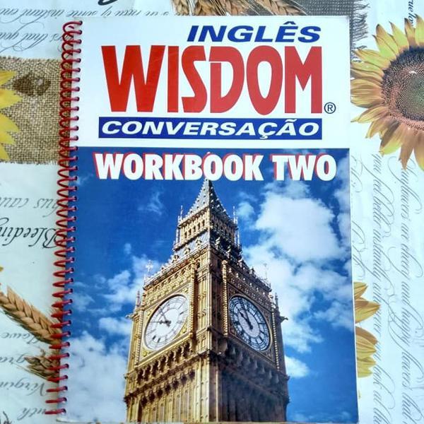 Inglês wisdom conversação workbook two
