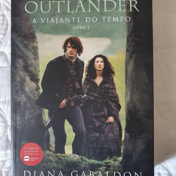 Livro 1 da série outlander