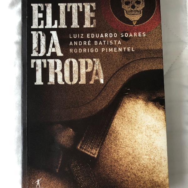 Livro elite da tropa