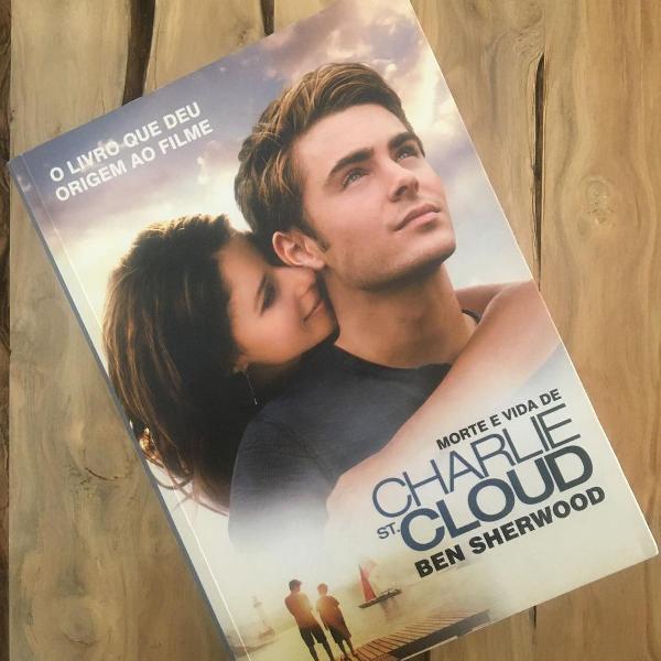 Livro morte e vida de charlie st cloud