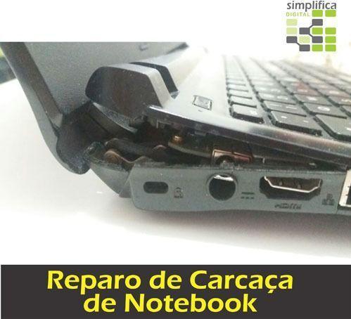 Assistência técnica e manutenção em notebooks e