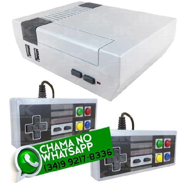 Entrega grátis * mini video game retro 3000 jogos * 2