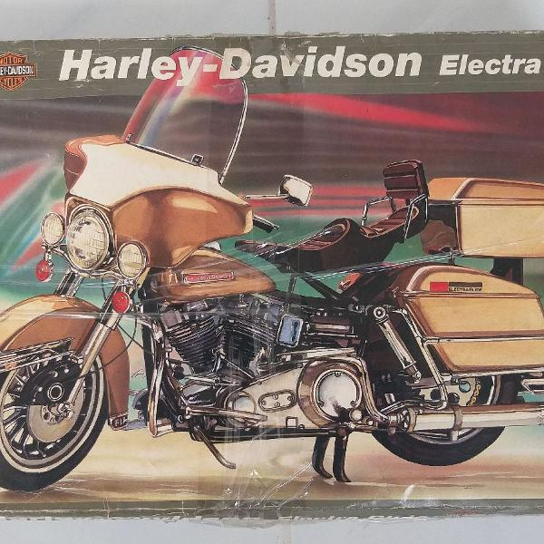 Harley davidson estrela para montar