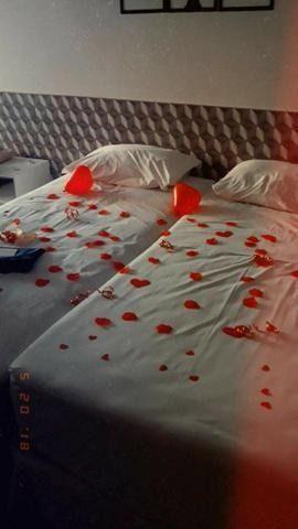 Kit decoração romantica