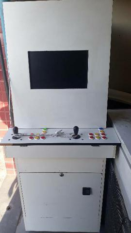 Maquina multijogos fliperama arcade