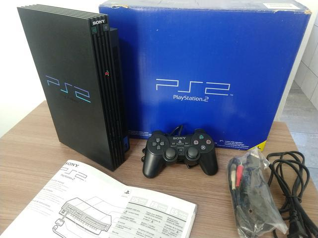 """Playstation 2 fat """"relíquia"""""""