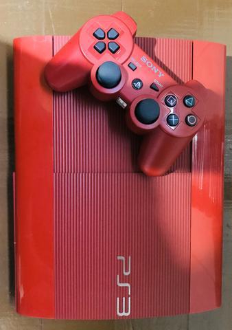 Playstation 3 super slim 500gb god of war edition