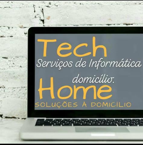 Serviços técnicos de informática à domicílio