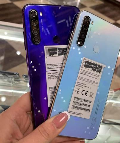 """Smartphone xiaomi redmi note 8 64gb 4gb ram tela 6.3"""" 48 mp"""