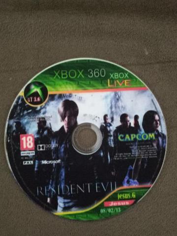 Vendo 7 jogos original xbox 360
