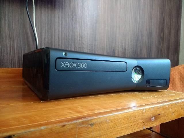 Xbox 360 desbloqueado novíssimo