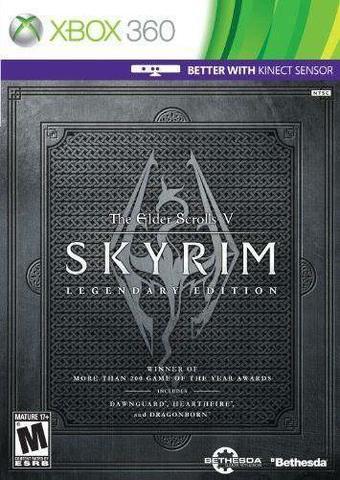 Xbox 360 - jogos originais - dark souls e skyrim