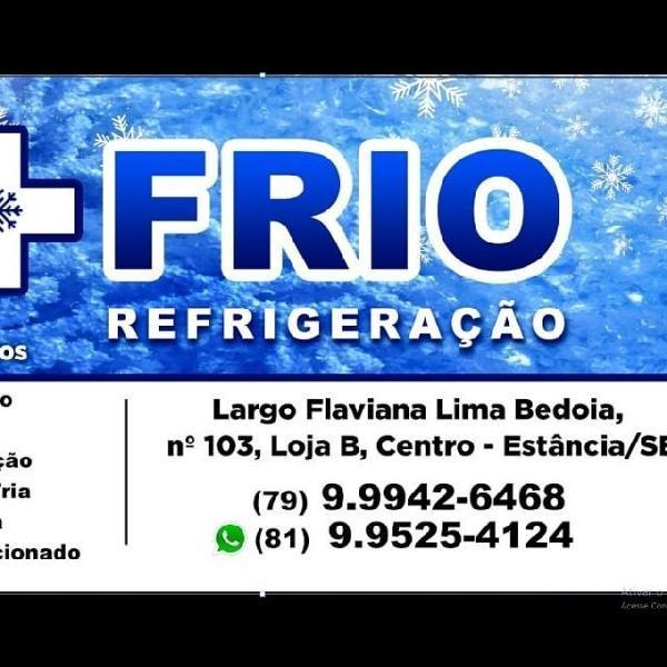 Frio refrigeraçao
