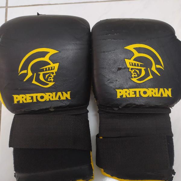 Luva boxe pretorian