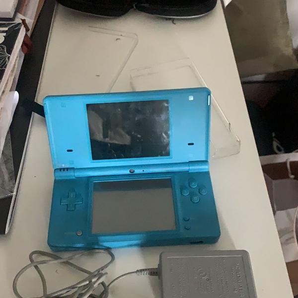 Nintendo ds com o kit