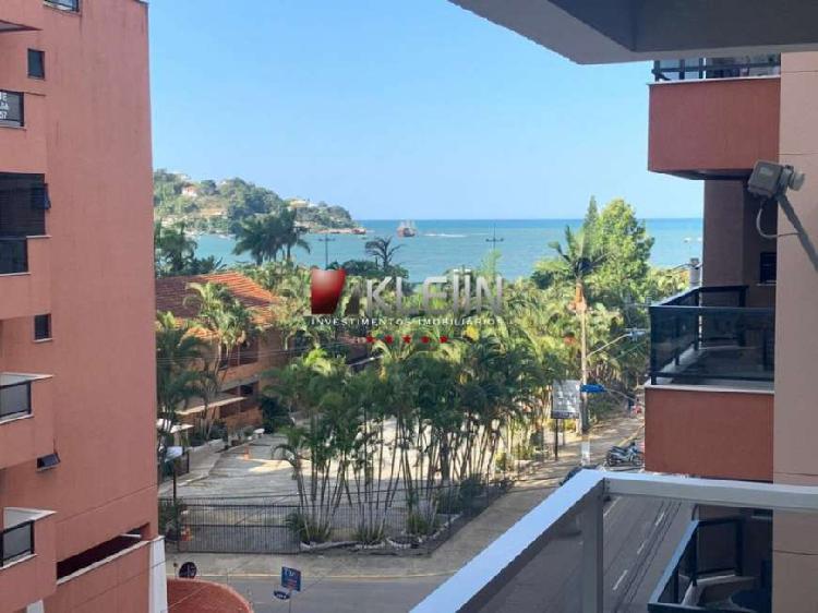 Apartamento mobiliado na quadra do mar!!!!