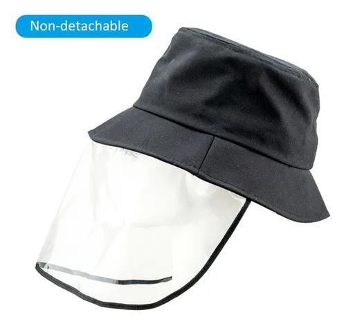 Anti-gotículas chapéu facial máscara capa protetora