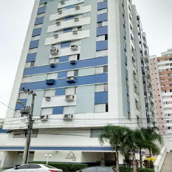 Apartamento 3 quartos no ed. montmartre - centro - criciúma