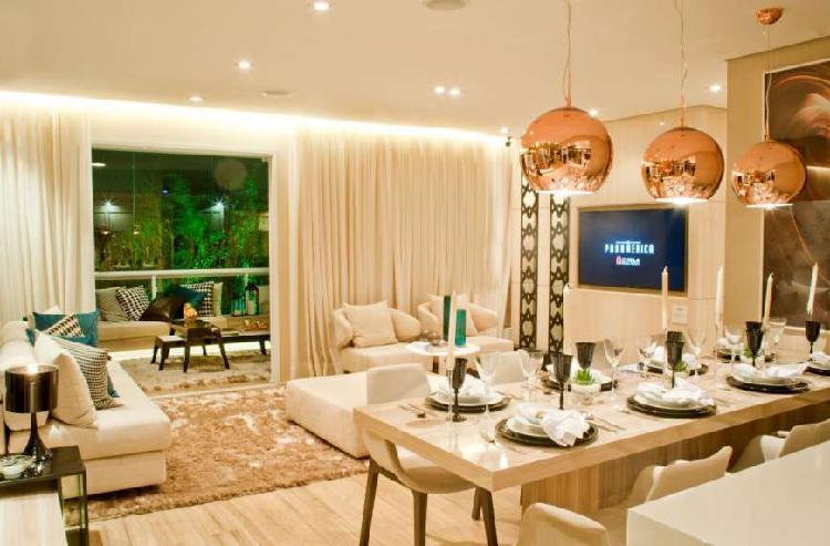 Apartamento alto padrão para venda em chácara santo