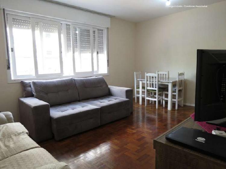 Apartamento com 2 dormitórios e duas vagas